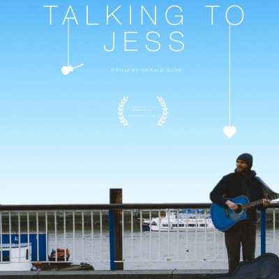 Talking To Jess Poster